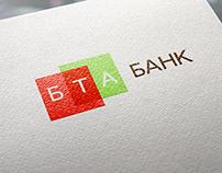 BTA Bank. Corporate Identity Design