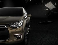 DS4 Citroën internet movie