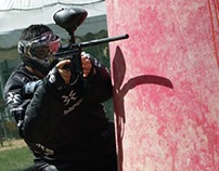 Photography - Paintball