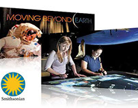 Smithsonian NASM - Moving Beyond Earth Interactives