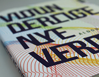 Book design - Brave New World