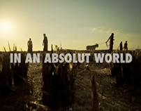FILM Absolut Vodka Absolut World