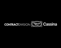 POLTRONA FRAU | CASSINA CONTRACT DIVISION