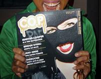 C.O.P. Magazine Cover