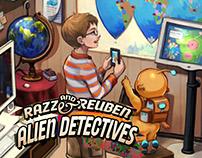 Razz & Reuben: Alien Detectives
