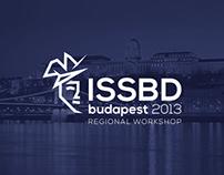 ISSBD 2013 branding