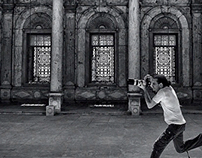 Photography of Salah Eldin citadel & M.Ali mosque