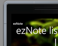 ezNote : Windows Phone App