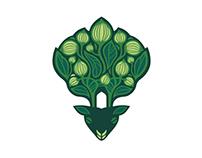 Green Museum Branding
