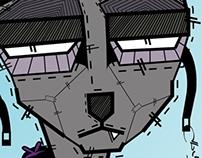 Gato Nacho | Desoqp Ink