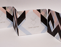 H x Paperwallet