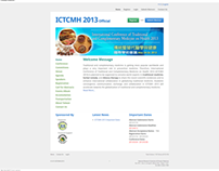 ICTCMH 2013 - An Conference & Online Manuscript Website