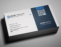 Freebie: Modern Business Card PSD Template