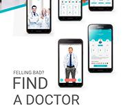 Find Dr.s MobileApp