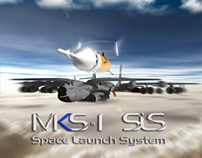 """MKS-1""  SLS Multifunctional  Aircraft"