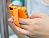 Hand Strap iPhone Case-One-handed multitasking
