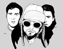 Historia muzyki grunge (infografika)