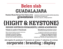 Belen Slab Typeface