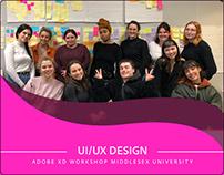 Design Thinking Workshop Middlesex University