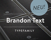 Brandon Text (Typefamily)
