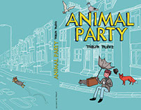 Animal Party (Comic book)