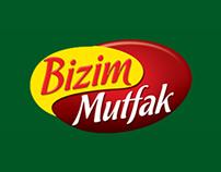 Bizim Mutfak Facebook App Concept