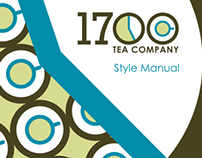 1700 Style Manual and Stationery Suite
