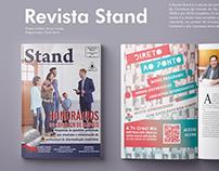 Revista Stand | Diagramação | Creci-Rj | 2018