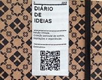 DIÁRIO DE IDEIAS