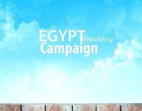 Rebuilding Egypt poster !