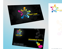 FirstView Business Card