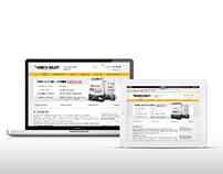 Web design «INNERE KRAFT»