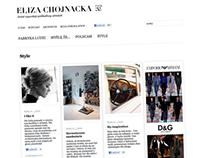 Eliza Chojnacka Blog