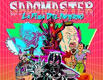 SADOMASTER La Fuga del Infierno - Cómic completo (+18)