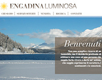 Engadina Luminosa website