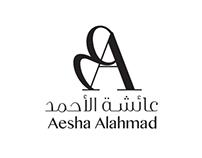 Aisha Alahmad | Logo