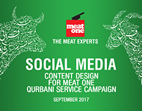 Meat One Social Media