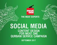 Meat One Social Media