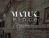 Matuk Pince /Matuk's cellar/ logo