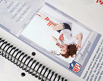 Fall 2010 Women's NFL Catalog Spreads