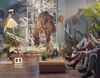 Philco Tv 3D Animation