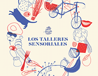 Los talleres sensoriales (The sensorial workshops)