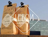Le.Bon Koffie | Identity design