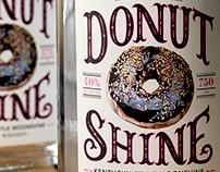 Donut Shine (American Distilling Institute) Design