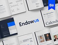 Endowus Branding and UX/UI Design