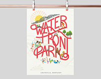 Louisville Waterfront Park Branding