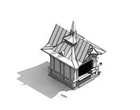 3D Modeling Portfolio 3