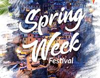Spring Week posters (DISC)