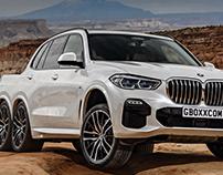 2019 BMW X5 6x6