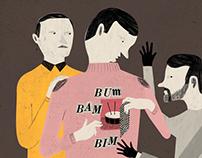 "Bum Bam Bim - ""Dieci Parole"" Italianism 2016"
